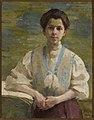 Olga Boznańska - Self-portrait - MP 512 - National Museum in Warsaw.jpg