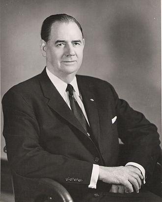 Olin D. Johnston - Image: Olin D. Johnston, seated portrait
