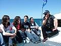 Oliviero Sorbini con studenti.JPG