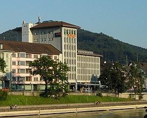 Olten - Alpiq building in Olten