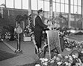 Opening nieuwe werf Zaanlandse Scheepsbouw Maatschappij te Zaandam, Bestanddeelnr 909-1366.jpg