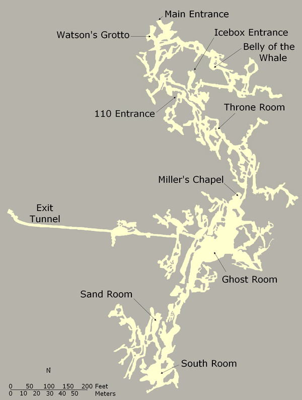 Oregon Caves National Monument and Preserve - Wikiwand