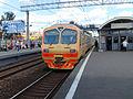 Orekhovo-Zuevo station, train to Vladimir (4777562067).jpg
