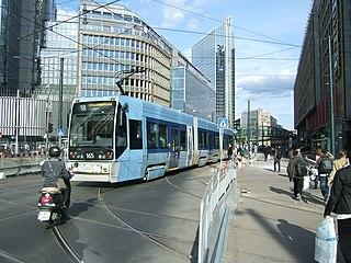 Gamlebyen Line