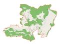 Otyń (gmina) location map.png