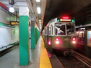 Arlington station (MBTA) MBTA subway station