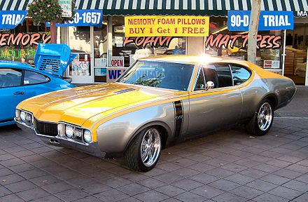 Muscle Car Wikiwand