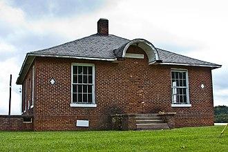 Central Children's Home of North Carolina - Central Children's Home auxiliary building