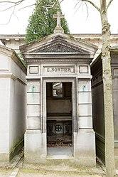Tomb of Nortier