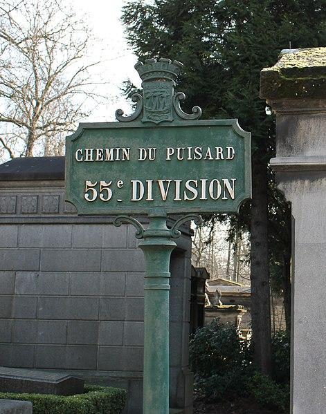 Fichier:Père-Lachaise - Division 55 - chemin du puisard.jpg