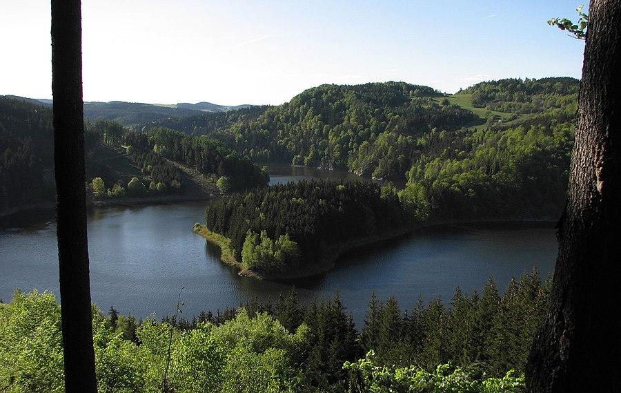 Upper Svratka Highlands