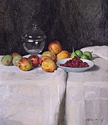 P. Molnár Still-life with Fruits.jpg