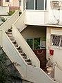 P1190881- מדרגות מתפתלות באחד מבתי מושלי.JPG