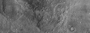 Jezero (crater) - Proposed Mars 2020 landing site inside Jezero crater.