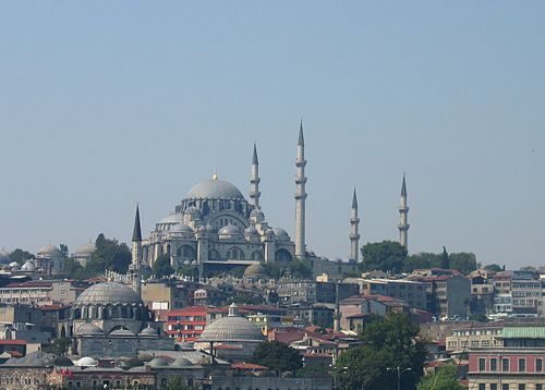 Thumbnail from Suleymaniye Mosque