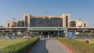 Jinnah International Airport International airport in Karachi, Pakistan