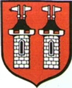 Czersk, Masovian Voivodeship - Image: POL Czersk Maz COA