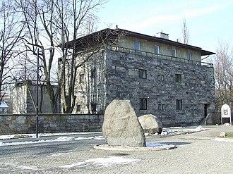 Bohdan Pniewski - Pniewski's villa