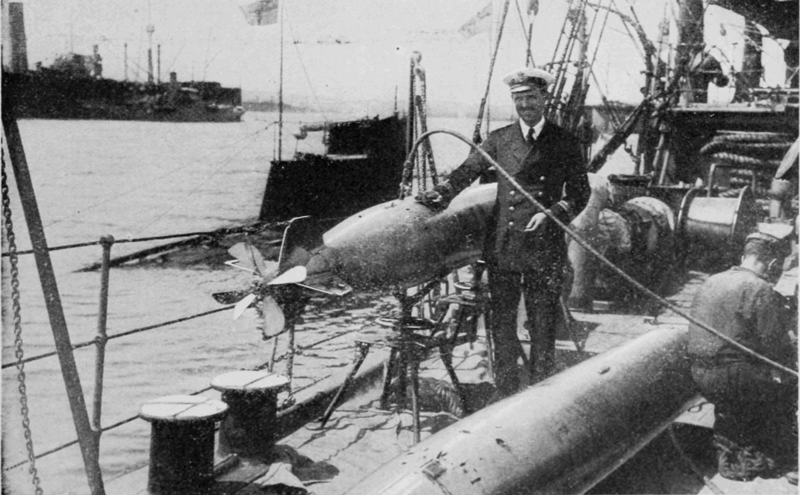 File:PSM V88 D075 British torpedo being charged with compressed air.png