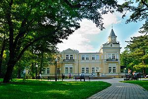 Pruszków - Pałacyk Sokoła