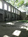 Paimpol (22) Abbaye de Beauport Réfectoire 01.JPG