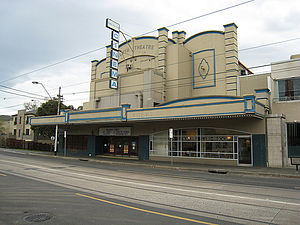 Palace Films and Cinemas - Palace Cinemas in Balwyn, Melbourne.