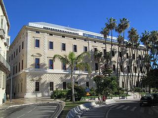 museum in Málaga, Spain