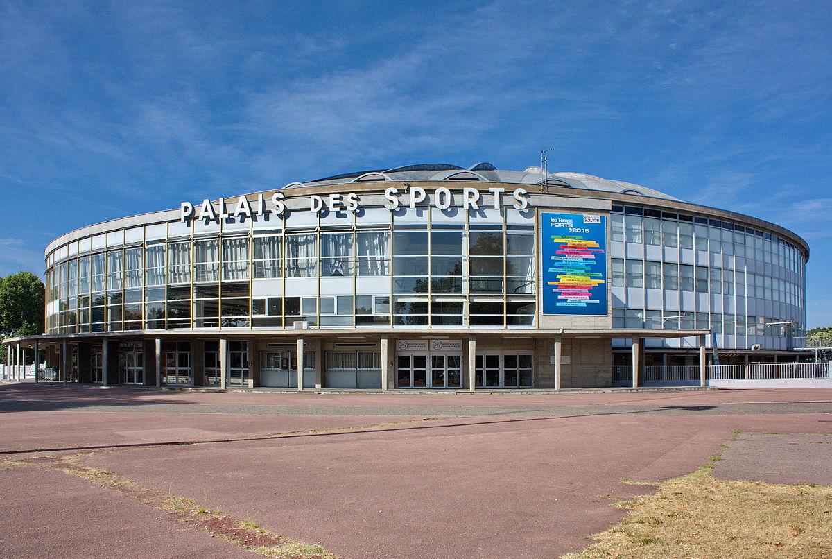 Palais Des Sports De Gerland Wikipedia
