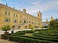 Palazzo Ducale a Colorno, facciata verso i giardini, 21-9-2019.jpg