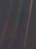 The Pale Blue Dot photograph of Earth