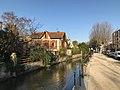 Pamiers, le long du canal soleil de décembre.jpg