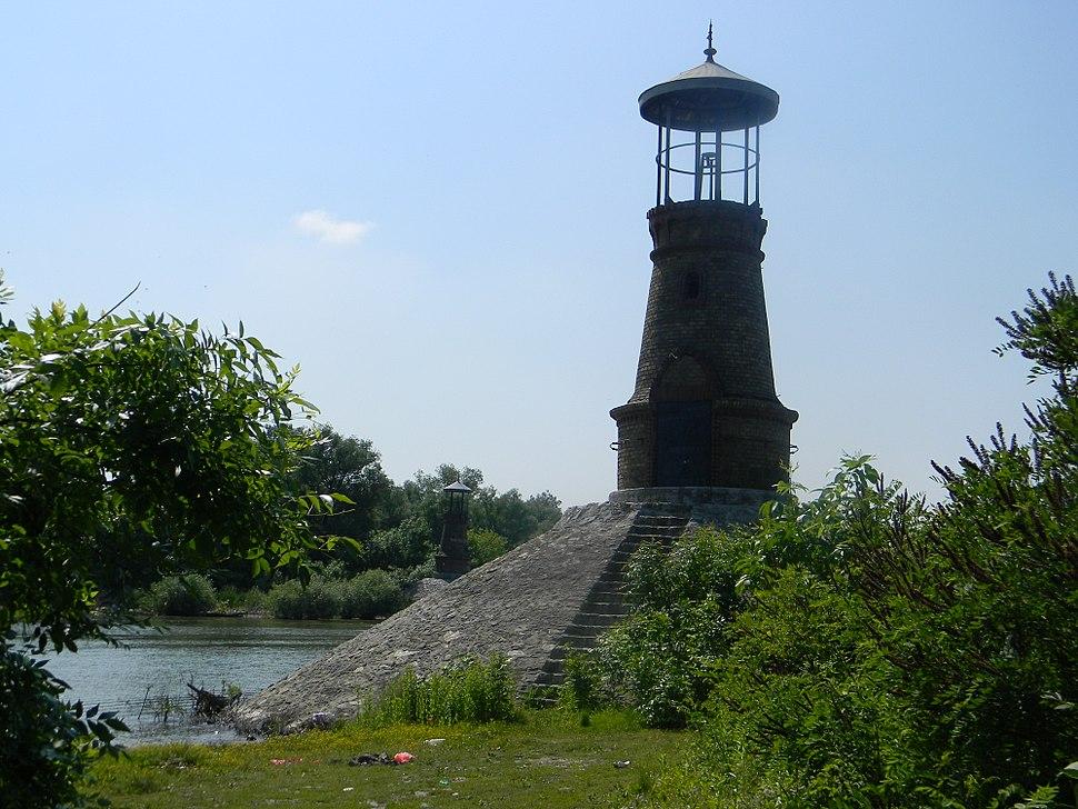 Pančevo Tamiš Kule svetionici04
