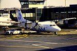 Pan Am Dash-7 N53RA at LGA (15559237544).jpg