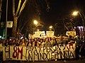 """Pancarta """"El 8M Para y piensa un mundo feminista"""".jpg"""