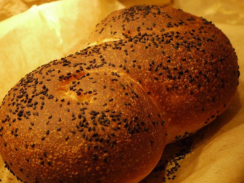 File:Pane siciliano in forno.jpg