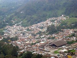 View of Pacho
