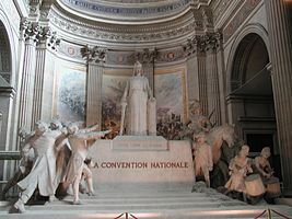 Panthéon autel Convention nationale 1.JPG
