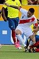 Paolo Guerrero ECUADOR VS PERU RUSIA 2018 (36910642261) cropped.jpg