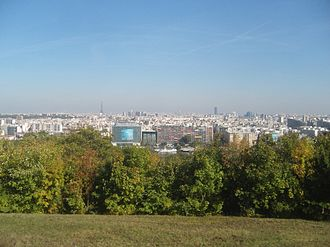 Amazing Race (France) - The starting line for the inaugural French Amazing Race was at the Rond-point de la Balustrade in the Parc de Saint-Cloud, Paris.