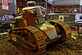 Paris - Retromobile 2014 - Char léger Renault FT - 007.jpg