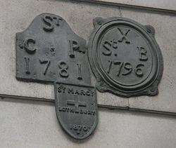 St Christopher le Stocks - Wikipedia