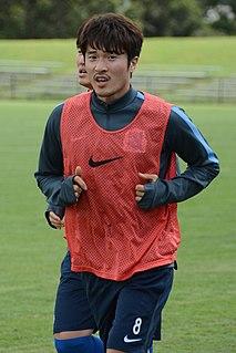 Park Jong-woo South Korean footballer