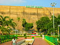 Park located below the foot of the Mettur dam.jpg