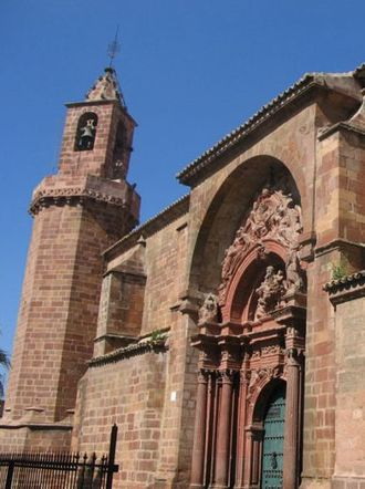 Bailén - Parish church of the Incarnation.