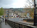 Pateley Bridge from the bridge - geograph.org.uk - 353541.jpg