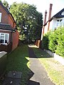 Path to Station Approach - Solihull (8012158606).jpg