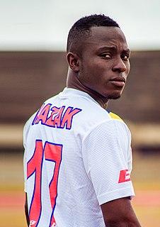 Patrick Razak association football player