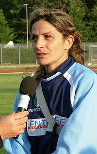 Patrizia Panico Italian footballer