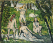 PaulCèzanne-1877-78-Four Women Bathers.png
