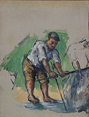 Paul Cézanne - The Well Driller (Le Foreur) - BF1169 - Barnes Foundation.jpg